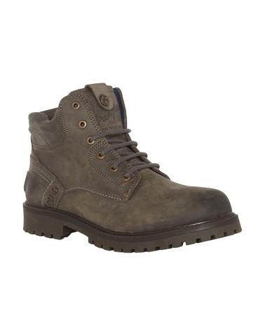 Boot - Wrangler - Yuma - Dark Grey - Big Size Ukuran Besar - 46 JAMIN ORIGINAL