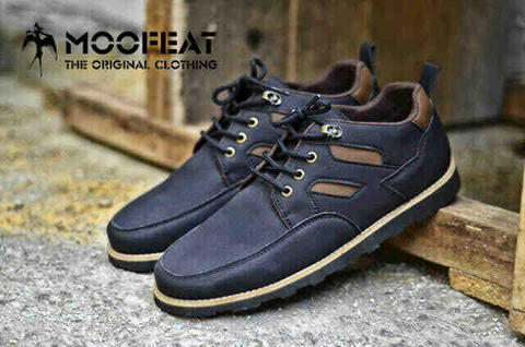 Moofeat low boots ring original casual shoes
