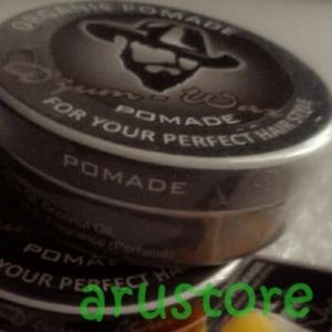 D'jum Wax (3 Type of Pomade: Standard, Classic, 26-01) Organic Pomade