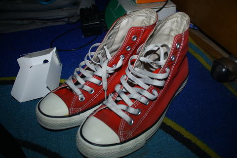 WTS CT Hi ANDORRA MAROON AND CT Hi Red MURMER!!! SEGERRR!