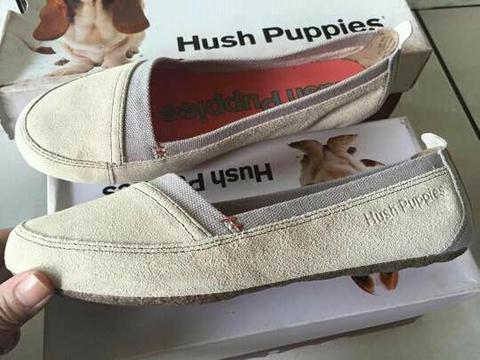 Hush Puppies dan Vincci