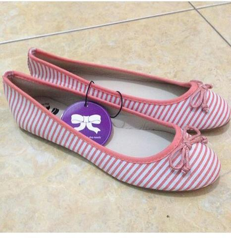 Flatshoes and slipon ALTSN dan ICONinety murah