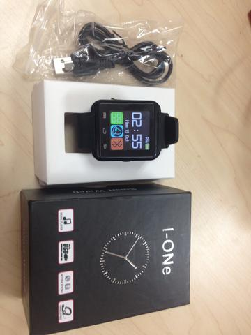 I-ONE U8 Smartwatch (Black) LIKE NEW