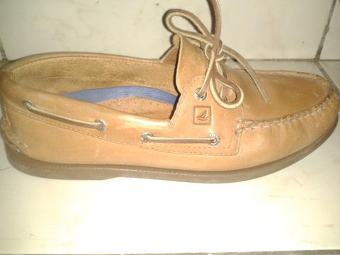 Sperry Top Sider Sahara original size 10/44 no box mulusss