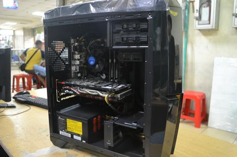 CPU Gaming ~ Intel Core i5 4690, Gigabyte H97, SSD Samsung 120GB, MSI GTX 960 Gaming
