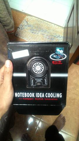 EXHAUST FAN LAPTOP STRONG COOL