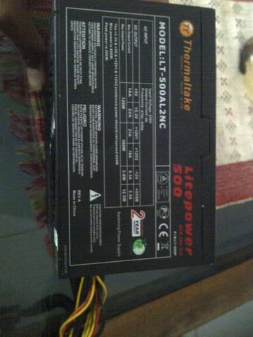 PSU Thermaltake LitePower 500W Semarang