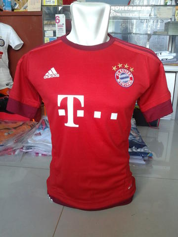 Bayern Munchen Jersey Away 2016 amp; Official 3rd Home 2015 abdcbcfefafb|The Bald-Headed Geek