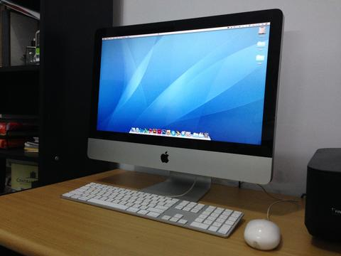 "Jual Cepat! iMac 21.5"" Late 2009 
