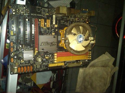 PC Rakitan AMD Blackseries X2