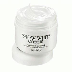 Secret Key Snow White Cream 50gr