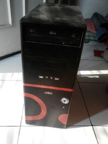 Sell PC Dual Core + VGA GT 440 + LED LG 19 inch Murah