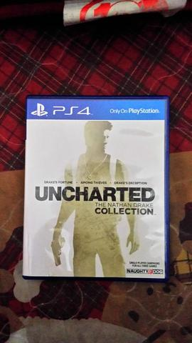 WTS Uncharted The Nathan Drake Collection