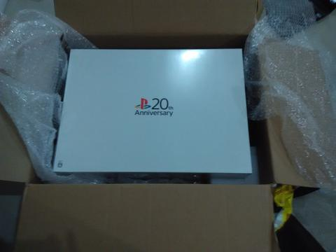 Sony PlayStation 4 20th Anniversary Edition 500 GB Gray Console (Limited Edition)