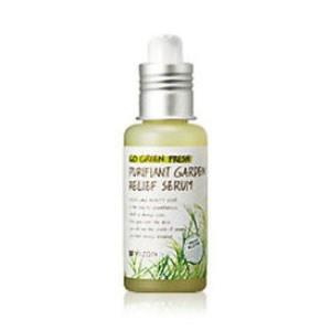 Mizon Go Green Fresh Purifiant Garden Relief Serum