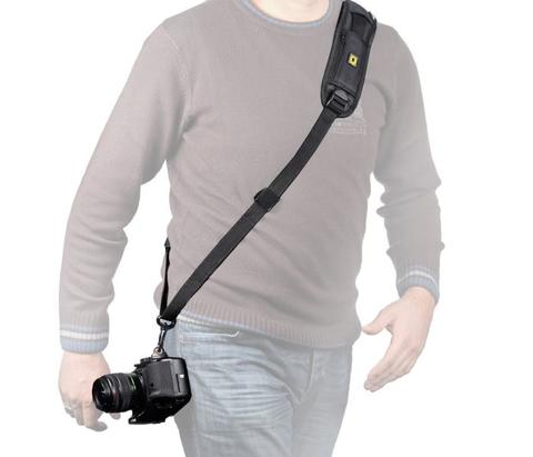 SINGLE QUICK STRAP FOR CAMERA WITH HOLDER BERKUALITAS PALING MURAH BOS