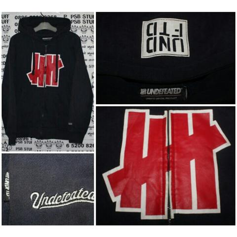 99602b12e607 Terjual HOODIE UNDEFEATED