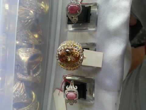 [D'accesories] Sherry Topaz & Star ruby | Part 2|