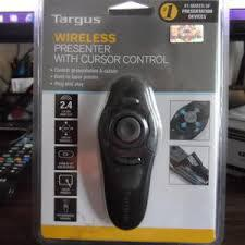 LASER POINTER WIRELESS PRESENTER MURAH PP1000 TARGUS LOGITECH HIJAU MERAH USB MACBOOK