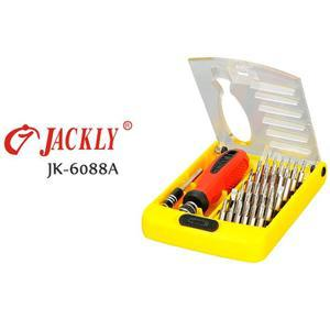 Jackly 38 in 1 Precision Screwdriver Professional Tool Set - JK-6088A