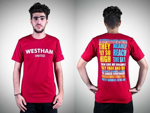 T-SHIRT / KAOS BOLA / WEST HAM UNITED GREEN STREET ELITE