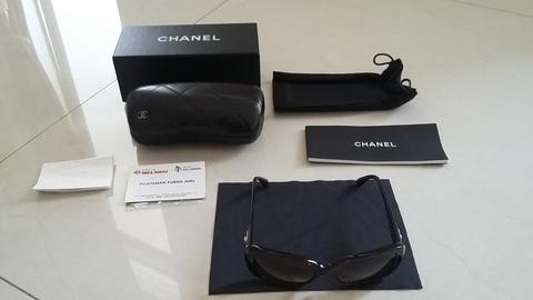 Jual Sunglasses Chanel Brown Women Orginal