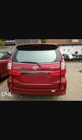 Grade new Avanza veloz manual