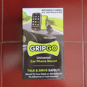 GripGo Universal Car Phone Mount tripod kaca mobil handphone holder
