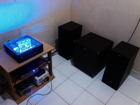 WTS Sound System SS Audio