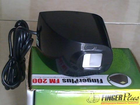 Mesin Absensi Simple FM200 FingerPlus
