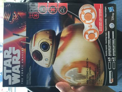 Hasbro BB-8 remote control droid - target exclusive