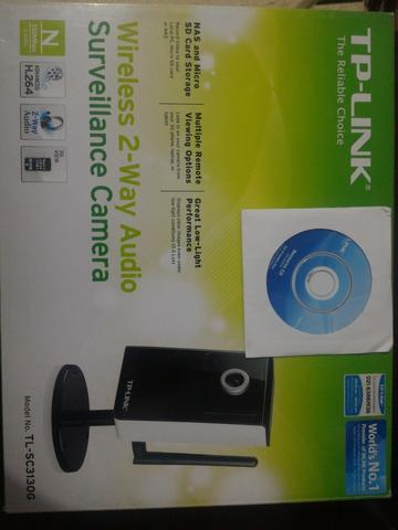 TP LINK IP CAMERA TL-SC3130G SUPPORT WIFI