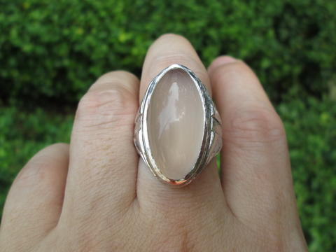 batu ANGGUR PACITAN, cat's eye, body glass (ANG001)