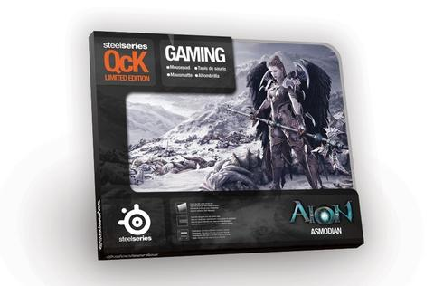 [VERDE] Gaming Mousepad SteelSeries QcK Asmodian Edition (AION)