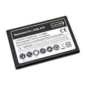 Battery Replacement for LG G4 / H815T 3000mAh 3.85V