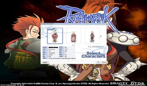 Jual ID iRO (International Ragnarok Online) Server Chaos (Renewal)