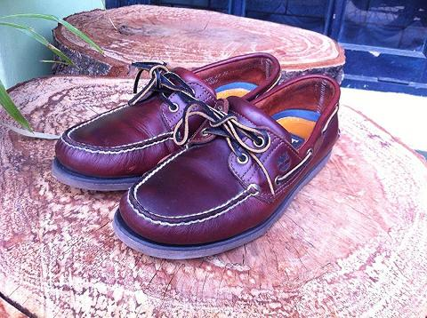 Terjual timberland boat shoes bukan red wing caterpillar murah  02973ec876