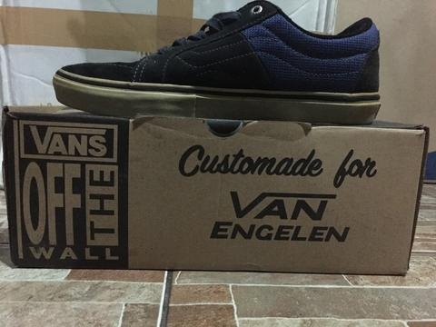 839cd12398 Terjual VANS AUTHENTIC AV NATIVE AMERICAN LOW NAVY MESH