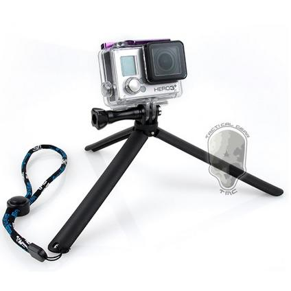 [stary] TMC Tripod Grip,Stabilizer,Extension Kit,Case,Bike Mount GoPro & Xiaomi Yi