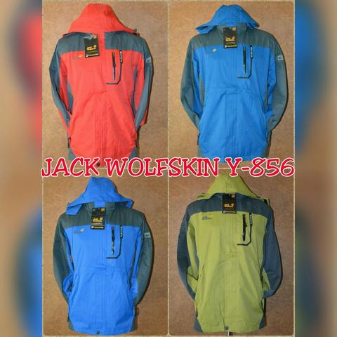Jaket Gunung Outdoor Waterproof |TNF North Face JWS Jackwolfskin Nike Adidas