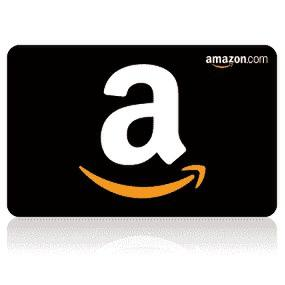 Amazon Gift Card USA $100 $50 $25 rate murah