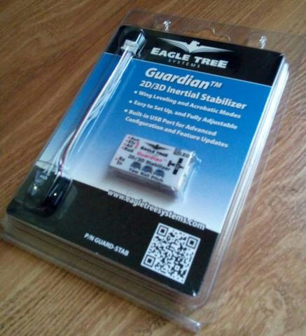 Eagle Tree Systems Guardian 2D/3D Stabilizer