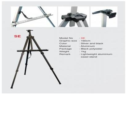 FRAME TRIPOD BANNER STAND CODE SE