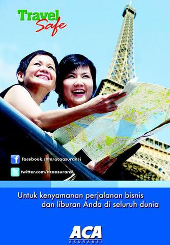 ACA NEW TRAVEL SAFE - ASURANSI TRAVEL, PERJALANAN JADI LEBIH TENANG....