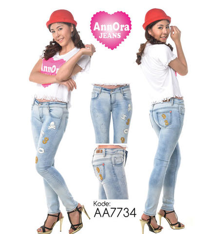 Celana Jeans Annora AA 7734