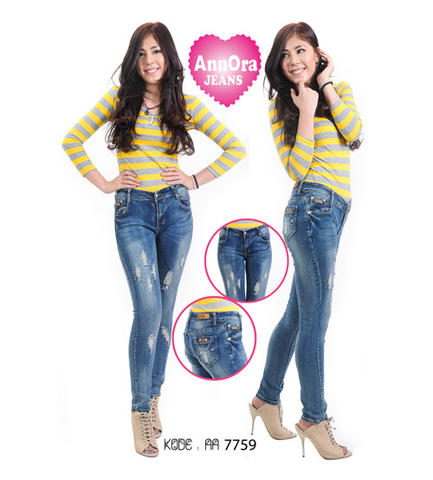 Celana Jeans Annora AA 7759
