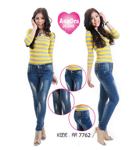 Celana Jeans Annora AA 7762