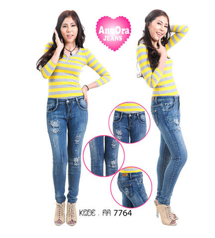 Celana Jeans Annora AA 7764