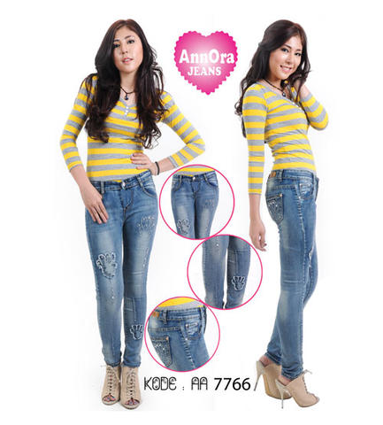 Celana Jeans Annora AA 7766