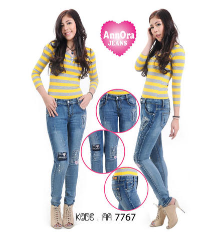 Celana Jeans Annora AA 7767